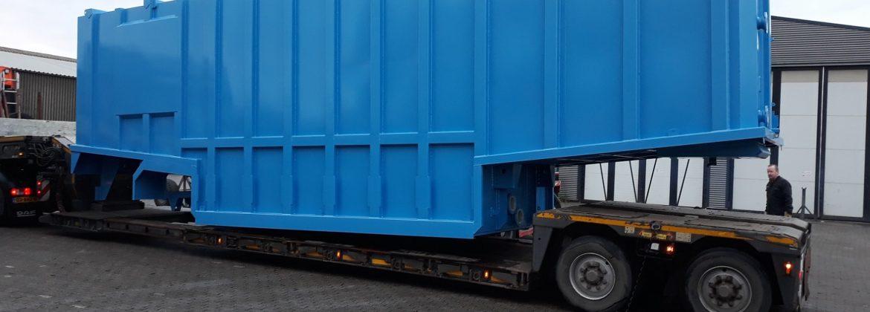 Project chemische tankwagens