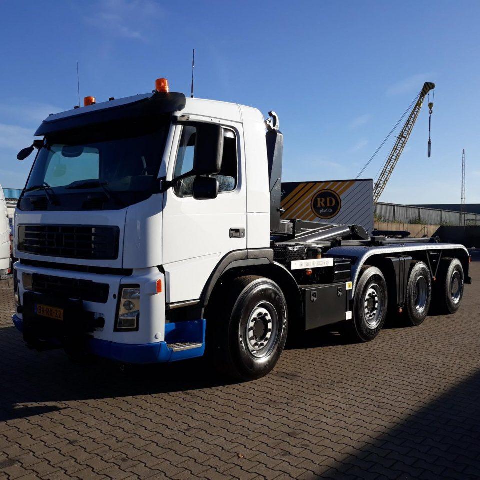 Truck revisie